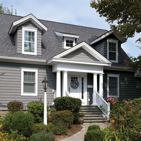Certainteed Facade Siding - siding the rainbow remodeling siding products