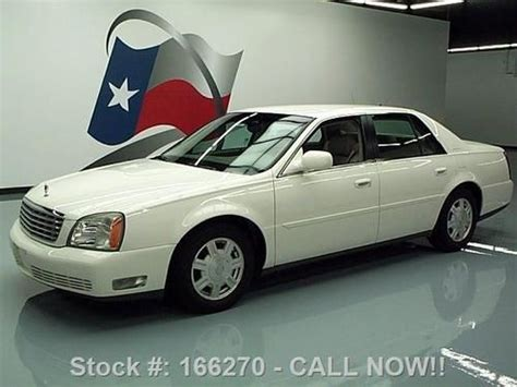 Cadillac Ctr by Find Used 2004 Cadillac Heated Leather Cruise Ctrl