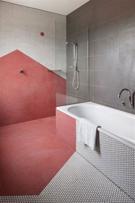 red tile bathroom 31 red bathroom floor tiles ideas and pictures