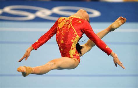 womens gymnastics 2008 summer olympics bobrosato sports