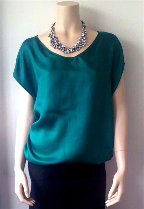 sewing tutorial  beautiful silk blouse  craft works