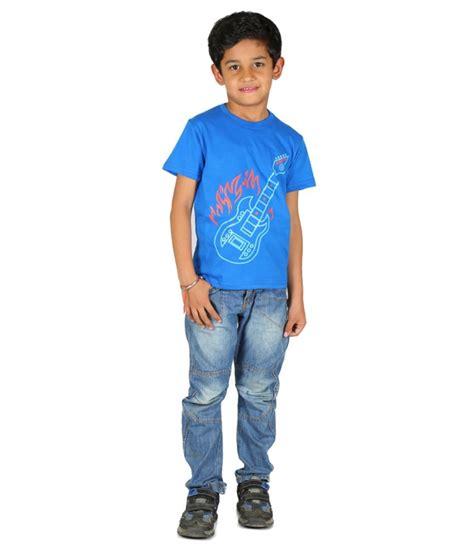 design t shirt blue cotton perky blue cotton graphic t shirt buy perky blue cotton