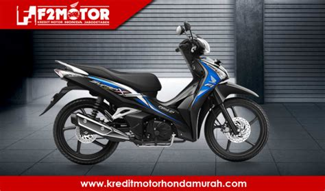 Honda Supra X Fi 125 Helm In honda supra x 125 helm in pgm fi black blue di tebet new