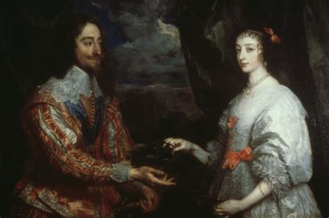 the of henrietta of charles i books charles i s lost paintings gallery history