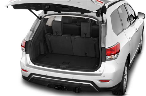 2014 Nissan Pathfinder Cargo Space 2014 Nissan Pathfinder Reviews And Rating Motor Trend