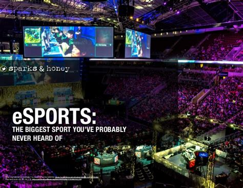 Esports The Biggest Sport You Ve Probably Never Heard Of Esports Contract Template