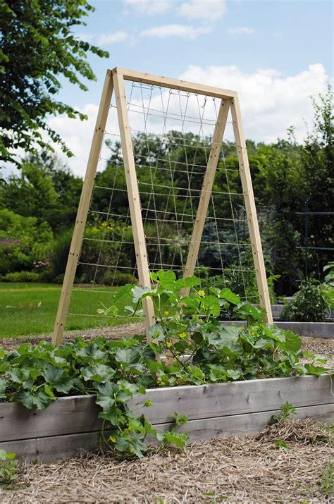 NEW   Twine Vegetable Trellis