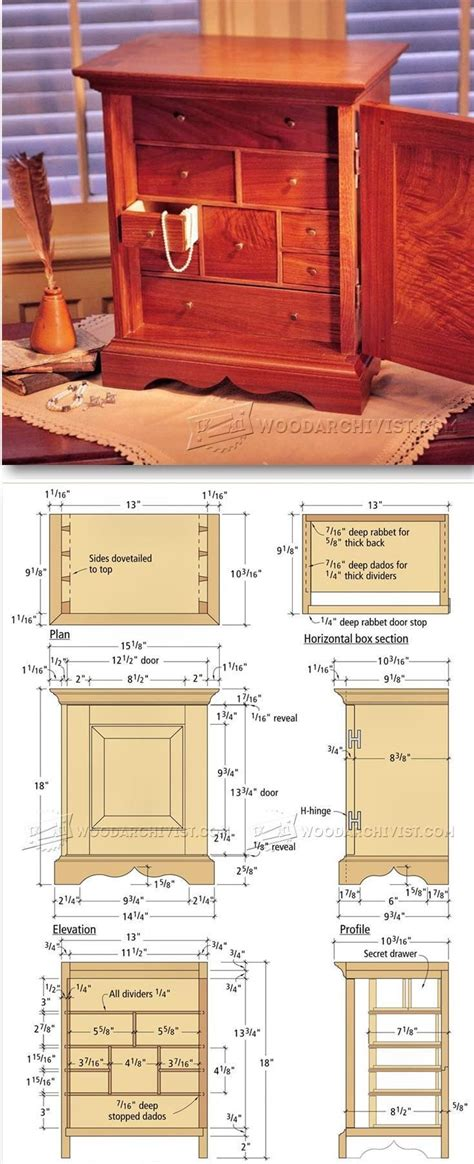 teds woodworking plans best 25 jewelry box ideas on jewellery box