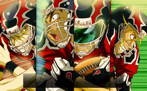 wallpaper android eyeshield 21 deimon db wallpaper by hndrnt26 on deviantart