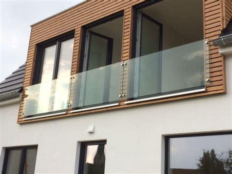 Französischer Balkon Vorschriften by Franz 246 Sischer Balkon Aus Glas Glasprofi24