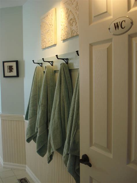 badezimmer handtuch hanging ideas wawasee s ideas for the home