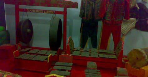 Ragam Tari Dan Lagu Daerah Sumatra musik tradisional kalimantan selatan