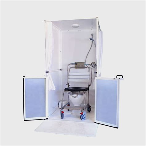 mobile bathroom careport portable bathroom hiline hardware