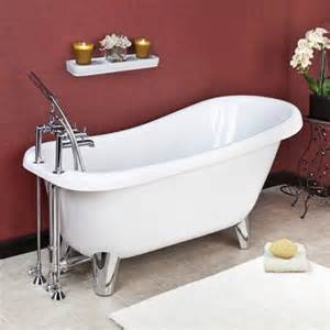 modern clawfoot tub remodel bathtubs other metro by