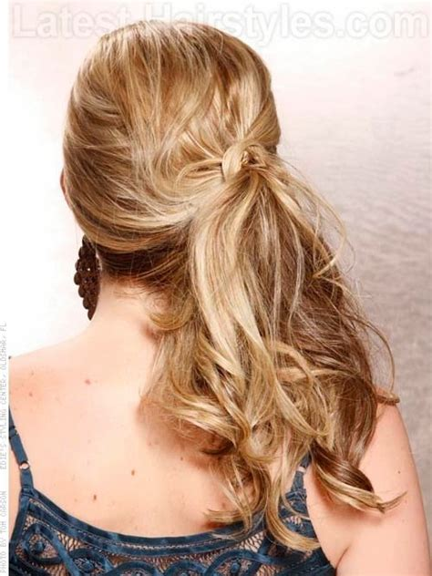 Prom Hairstyles To The Side by Prom Hairstyles Pulled To The Side