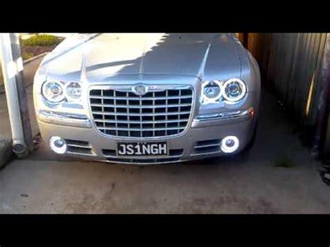 Chrysler 300c Headlights by Halo Headlight For Chrysler 300c
