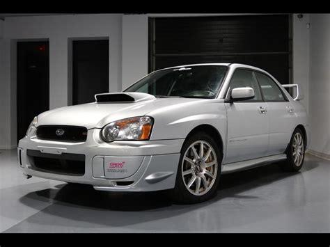 Subaru Wrx 2004 by 2004 Subaru Impreza Wrx Sti