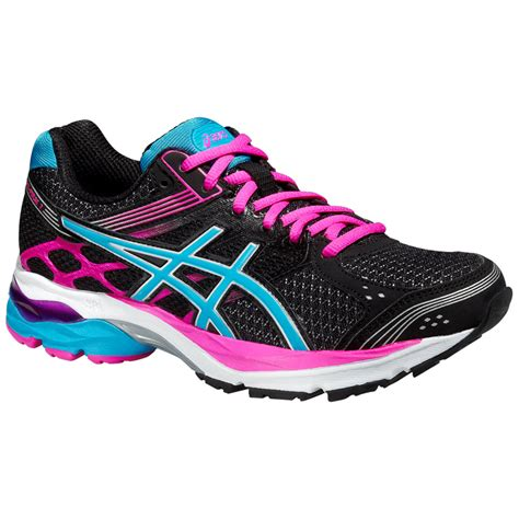 best cushioned running shoes womens asics womens gel pulse 7 cushioned running sport trainers