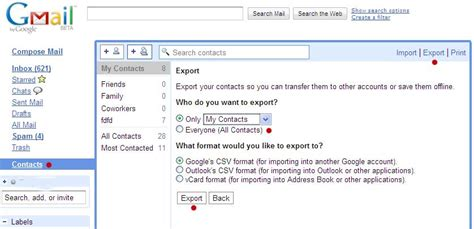 printing mailing labels from gmail contacts export gmail contacts by label
