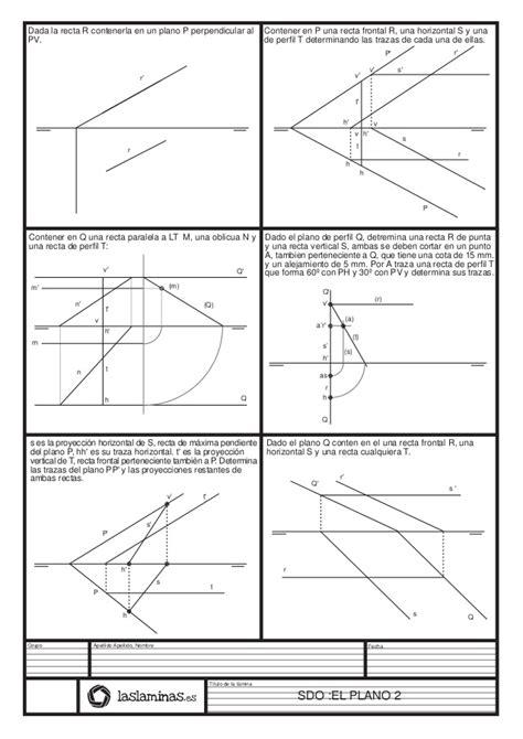 puntos rectas y planos 1 soluciones punto recta y plano