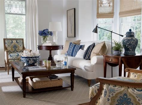 ethan allen home decor elegance traditional living room nashville by