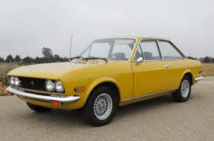 1970 fiat 124 sport coupe classic italian cars for
