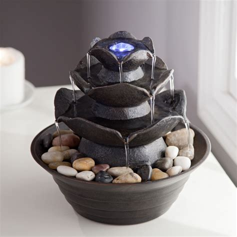 small indoor table fountains bond quinn indoor outdoor tabletop fountains at
