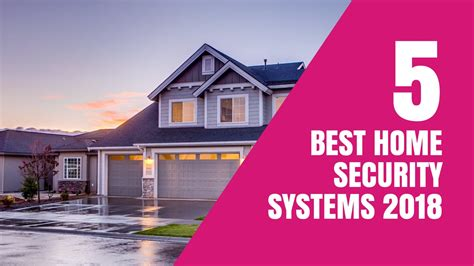 best home security best home security system the finest 5 reviewed and compared