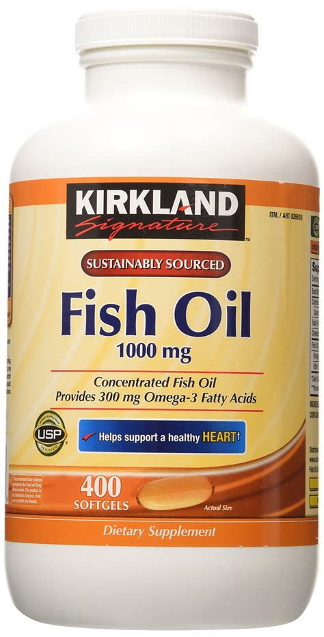 Wellness Omega 3 Fish 1000 Mg 375 Pcs Minyak Ikan kirkland premium performance multivitamin 300 tablets health personal care