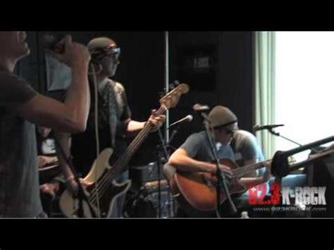 Let Me Be Myself 3 Doors by 3 Doors Let Me Be Myself Acoustic On K Rock