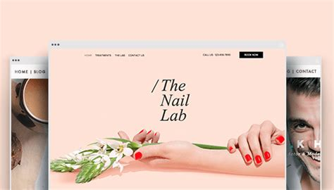 layout blog wix 17 new website templates you have to see
