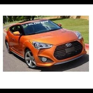 Hyundai Windshield Sticker
