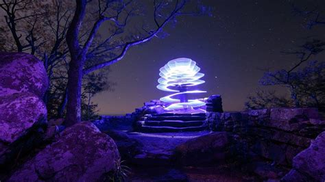 how to light paint light painting tutorial how to light paint a spiral