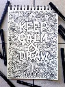 doodle shirt ideas doodle keep calm draw a special concept for a t