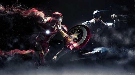 wallpaper captain america vs iron man captain america vs iron man hd wallpaper thứ cần mua