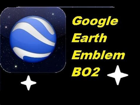 tutorial logo google black ops 2 google earth logo emblem tutorial youtube