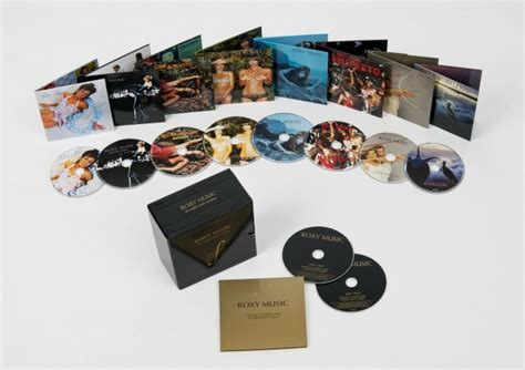 Dijamin Bryan 5 Classic Albums Cd Boxset boxset reviews bryan ferry