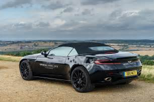 Aston Martin 2018 Aston Martin Db11 Volante Revealed In New Photos