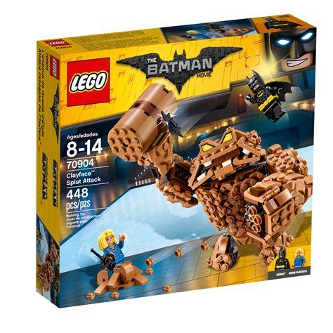 Figure Batman Clayface Mayor Mccaskill Bathero Lego Lego Batman Clayface Splat Attack 70904