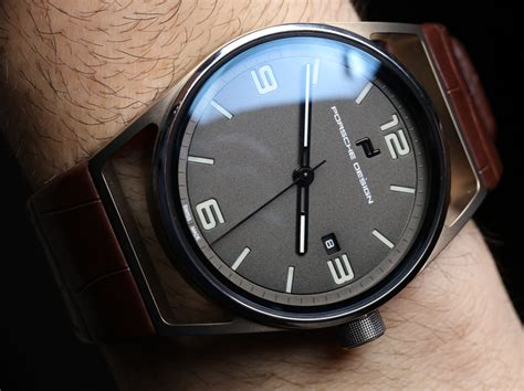 porsche design porsche design 1919 datetimer eternity watches hands on
