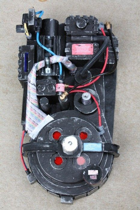 Diy Proton Pack by Diy Proton Pack Ghostbusters Yea Selber