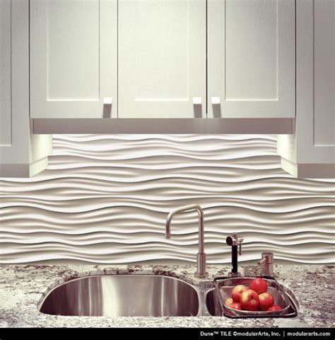 kitchen wall panels backsplash interlockingrock 174 tiles for small scale walls modulararts 174