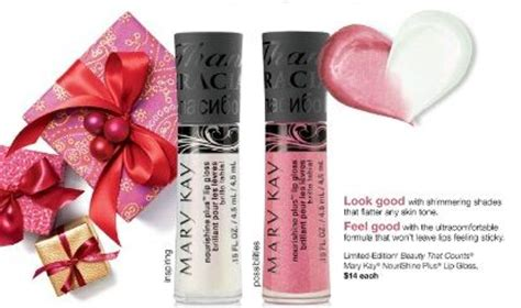 Charitable Idea Lip Gloss Against Domestic Violence by The Best Gift Of All Is Giving Back With Our Limited