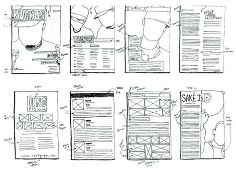 magazine layout sketches 17 best images about page layout sketches on pinterest