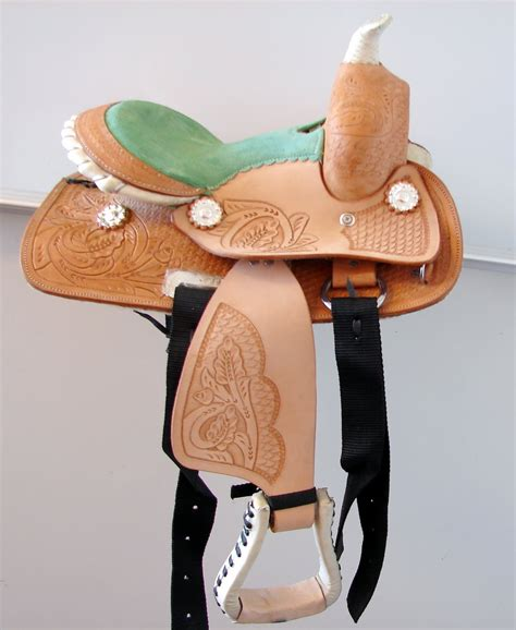horse tack with lights english western horse pony mini saddles and tack for