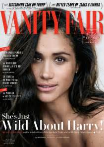 cover story meghan markle about harry vanity fair