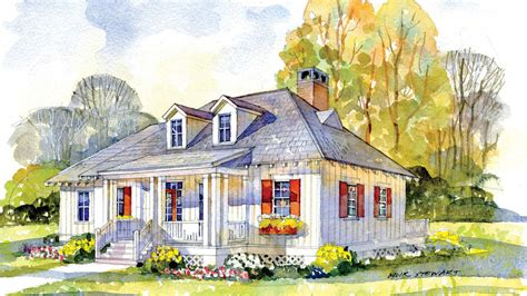 Why We Love Southern Living House Plan 1906 Southern Living Southern Living House Plans Fireside Cottage