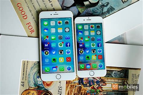 apple drops iphone 6s and iphone 6s plus prices by up to rs 22 000 in india 91mobiles