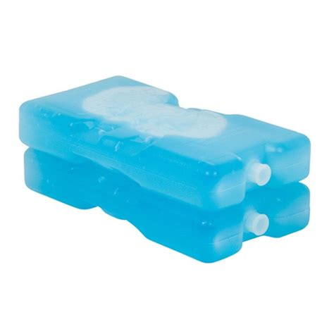 ghiaccio sintetico per alimenti mattonelle di ghiaccio sintetico 2pezz per frigo portatile