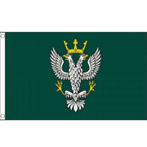 150 M To Ft mercian regiment flag 150x90cm dropzone
